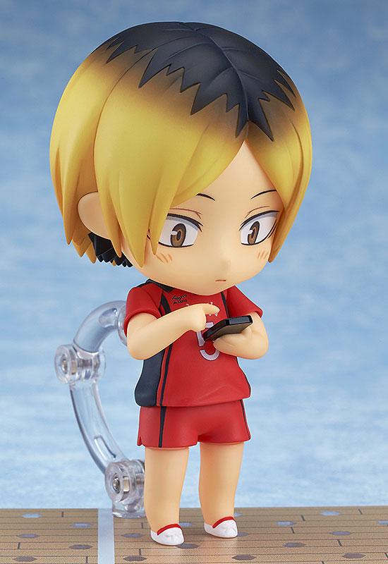 Haikyuu!! second season Kenma Kozume Nendoroid 0004