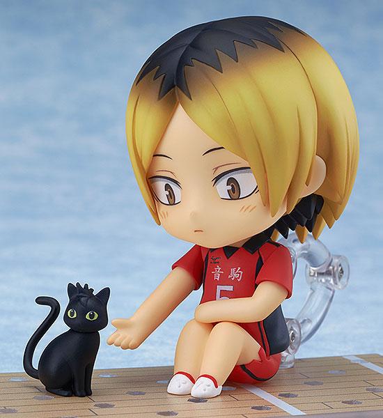 Haikyuu!! second season Kenma Kozume Nendoroid 0005