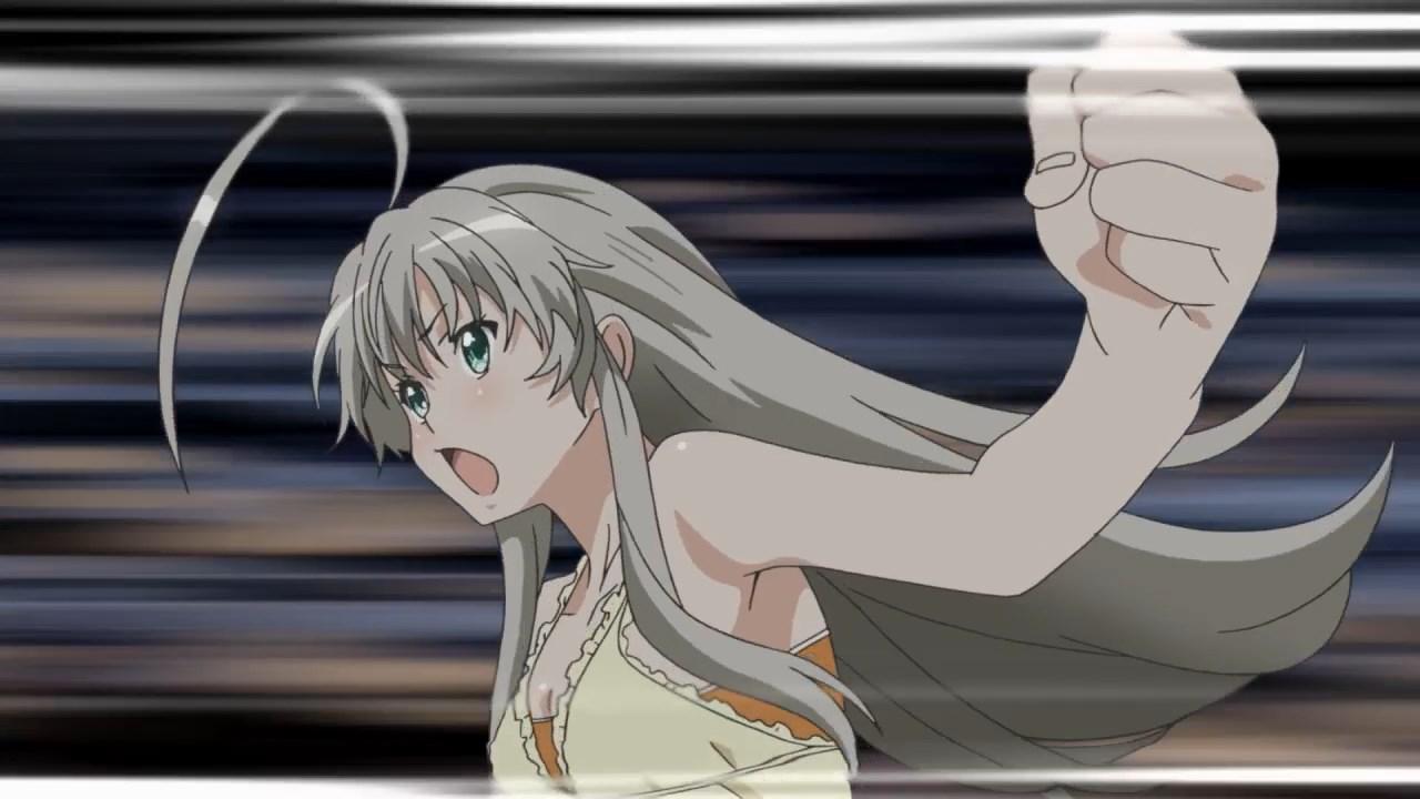 Haiyore! Nyaruko-San F OVA Promotional Video Haruhichan.com Nyaruko-san OVA 14