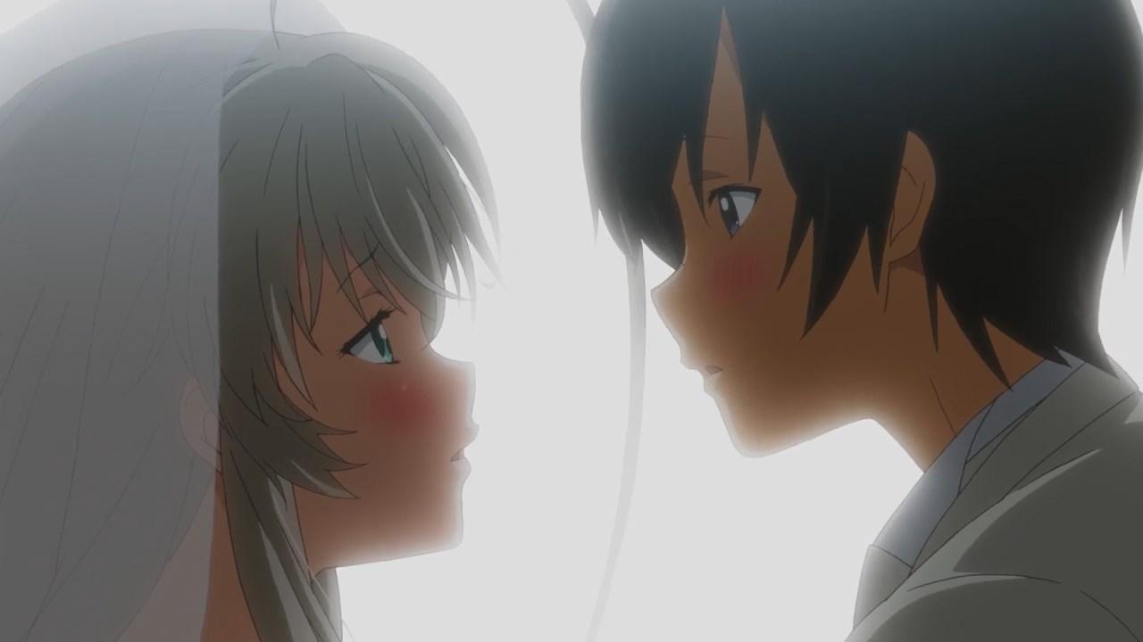 Haiyore! Nyaruko-San F OVA Promotional Video Haruhichan.com Nyaruko-san OVA 20