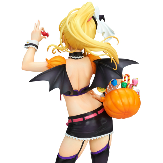 Halloween Themed Eli Ayase Figure Goes up for Preorder 8