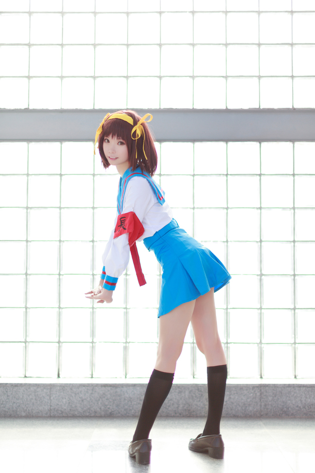 Haruhi Make You Join the Sos Brigade in Fantastic Cosplay 6
