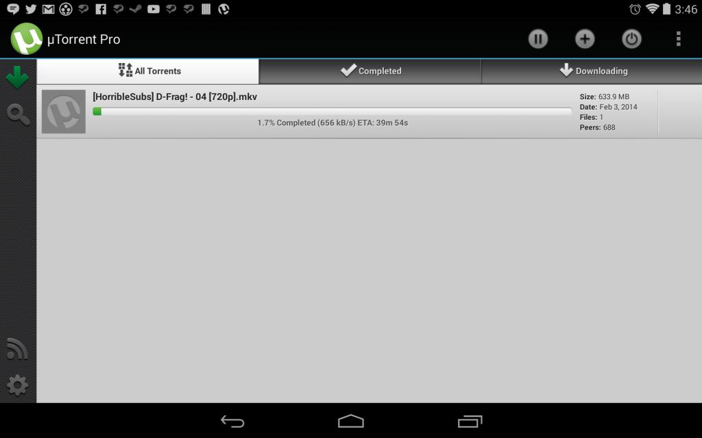 Haruhichan App D-Frag anime download utorrent android.png episode 4