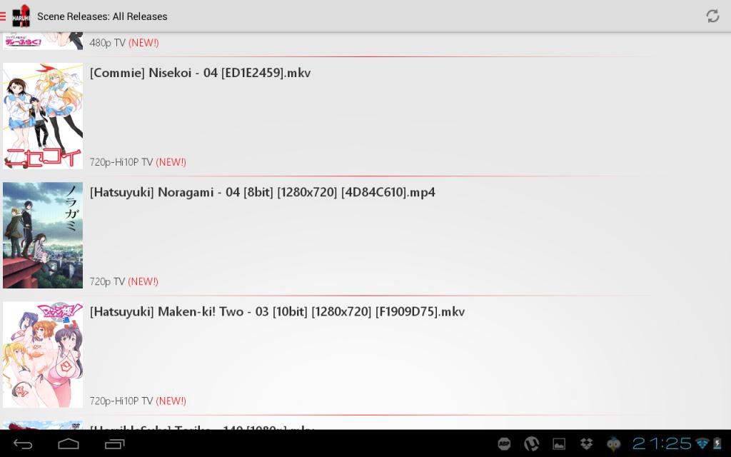 Haruhichan App all releases