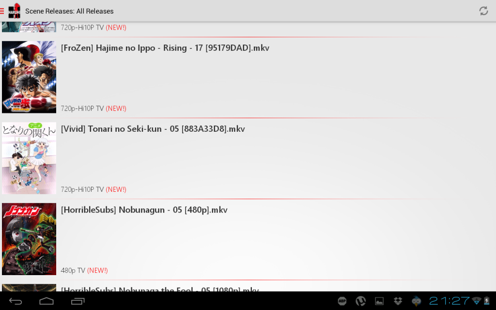 Haruhichan App all releases 2