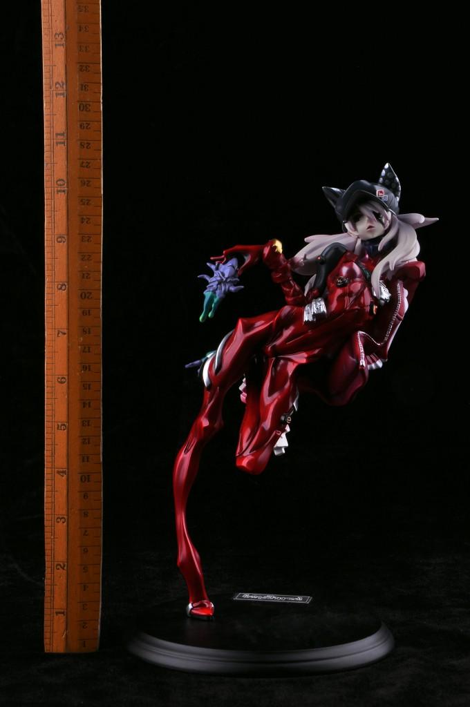 Haruhichan.com Asuka Neon Genesis Evangelion prepainted 12