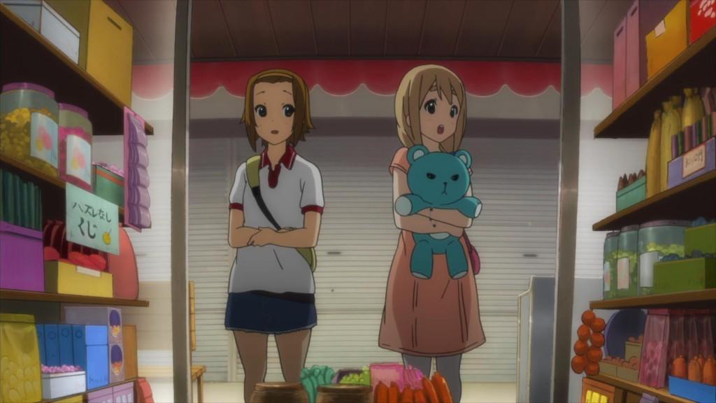 Haruhichan.com Jlist.com K-ON!! Episode 14 Dagashi store