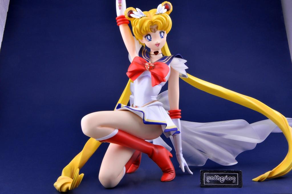 Haruhichan.com Super Sailor Moon Pre-painted