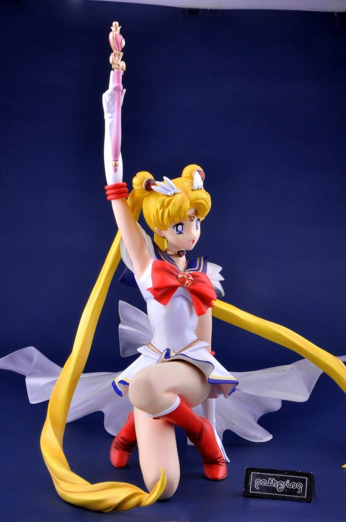 Haruhichan.com Super Sailor Moon Pre-painted 8