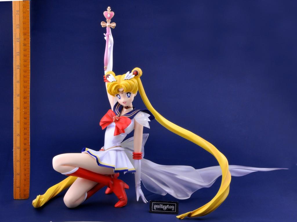 Haruhichan.com Super Sailor Moon Pre-painted 9