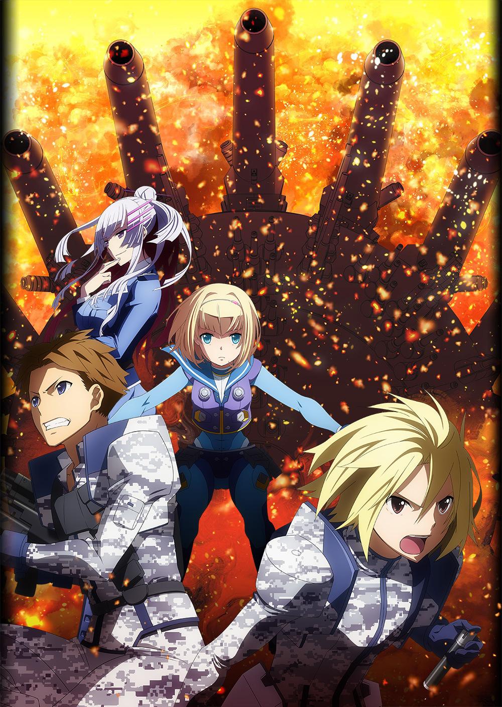 Heavy-Object-Anime-Visual