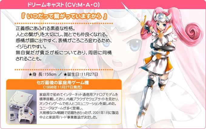 Hi☆sCoool! Seha Girls Sega Hard Girls Dreamcast haruhichan.com Hi☆sCoool! セハガール