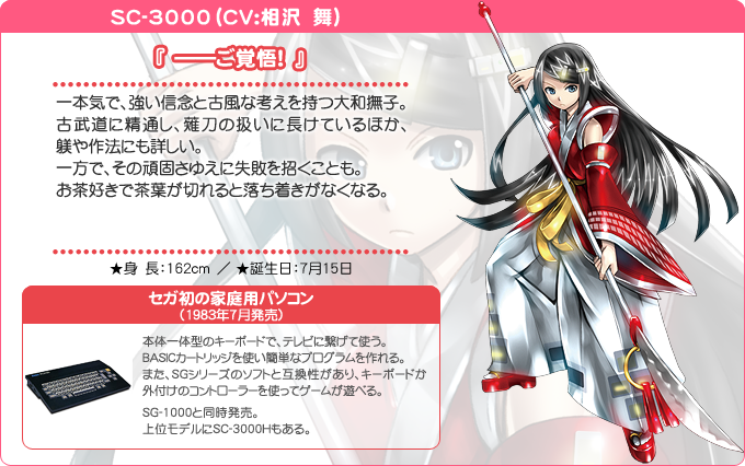 Hi☆sCoool! Seha Girls Sega Hard Girls SC-300 haruhichan.com Hi☆sCoool! セハガール
