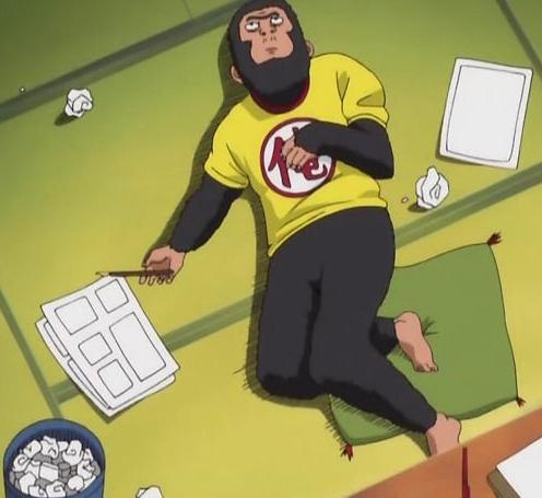 Hideaki Sorachi gintama
