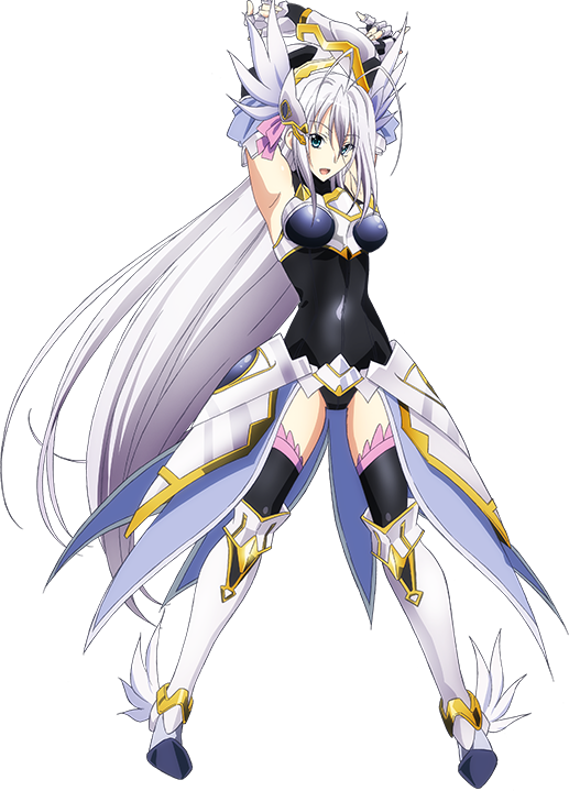 Highschool DxD BorN character design Rossweisse