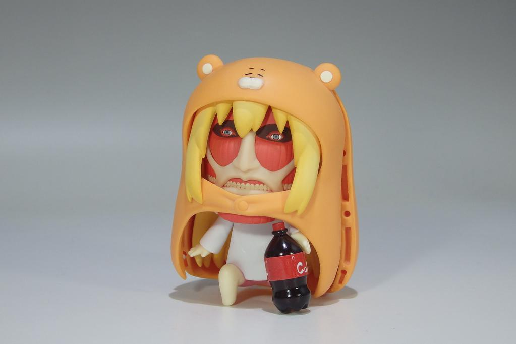 Himouto! Umaru-Chan's Umaru Nendoroid Release Gets a Bit Weird 10