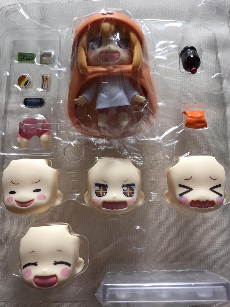 Himouto! Umaru-Chan's Umaru Nendoroid Release Gets a Bit Weird 2