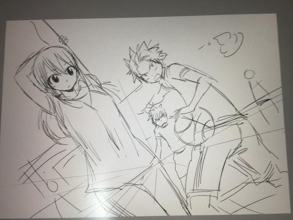 Hiro Mashima's Ideas Are Too Ecchi for Fairy Tail 3