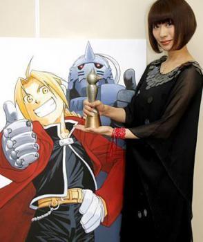 Hiromu Arakawa Full Metal Alchemist Silver Spoon Arslan Senki