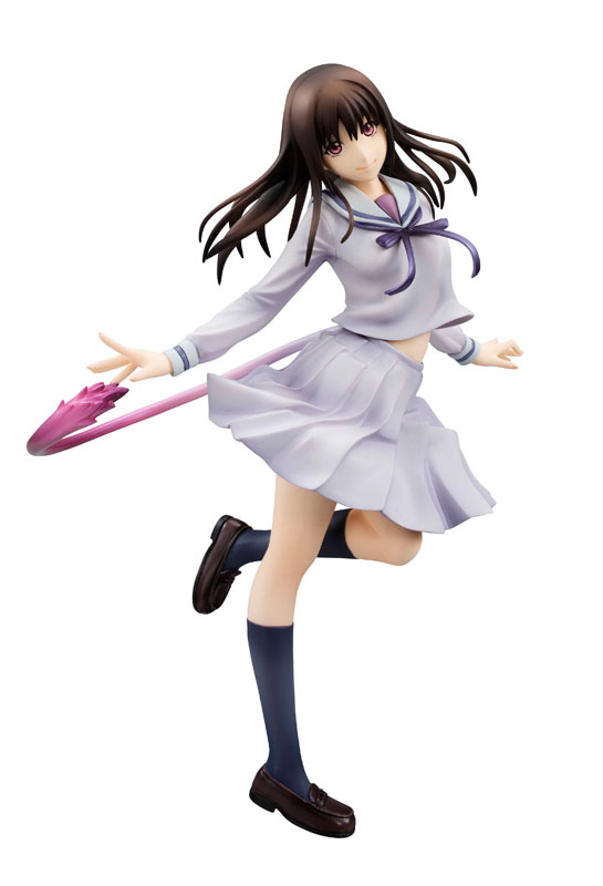 Hiyori Iki from Noragami Receives a Delightful Figure haruhichan.com Hiyori Iki 1 10 scale Sekai Seifuku Sakusen Figure 00