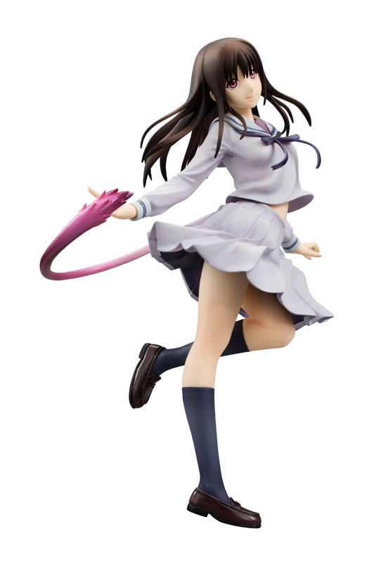 Hiyori Iki from Noragami Receives a Delightful Figure haruhichan.com Hiyori Iki 1 10 scale Sekai Seifuku Sakusen Figure 01