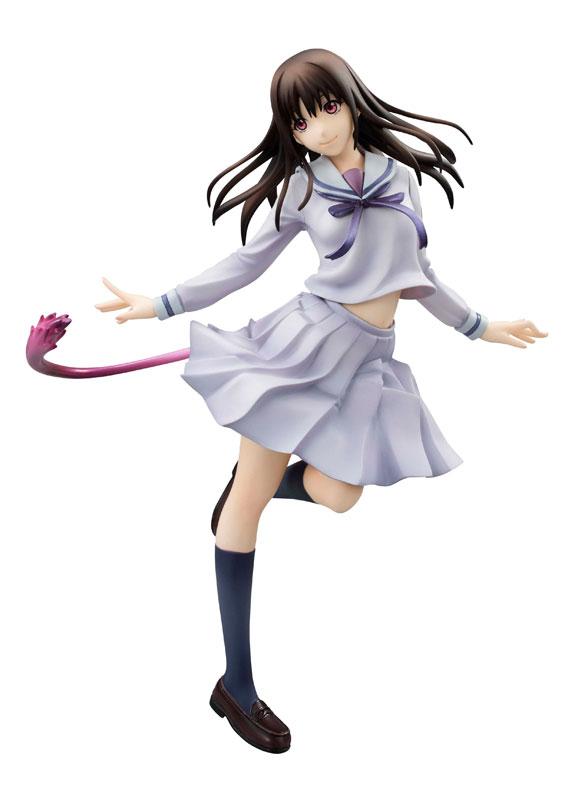 Hiyori Iki from Noragami Receives a Delightful Figure haruhichan.com Hiyori Iki 1 10 scale Sekai Seifuku Sakusen Figure 02