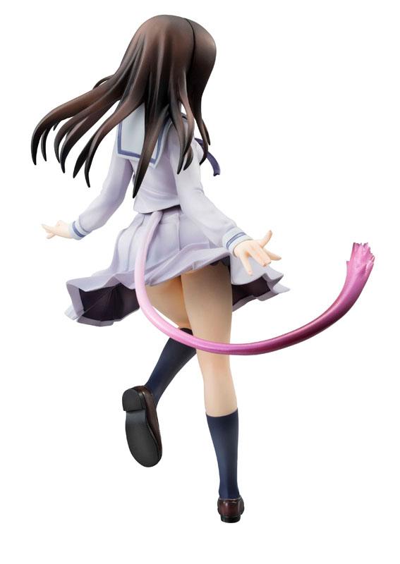 Hiyori Iki from Noragami Receives a Delightful Figure haruhichan.com Hiyori Iki 1 10 scale Sekai Seifuku Sakusen Figure 04