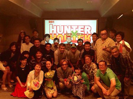 Hunter X Hunter 2011 Anime Series to End on Episode 148 cast Haruhichan.com
