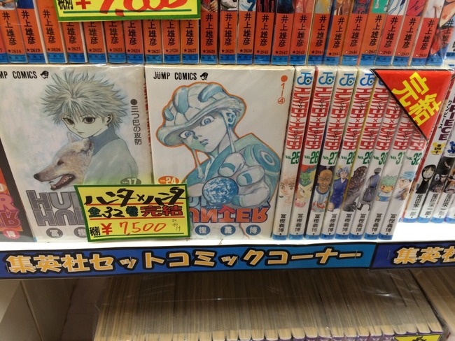 Hunter x Hunter Manga Is Finished According to Book Stores 3