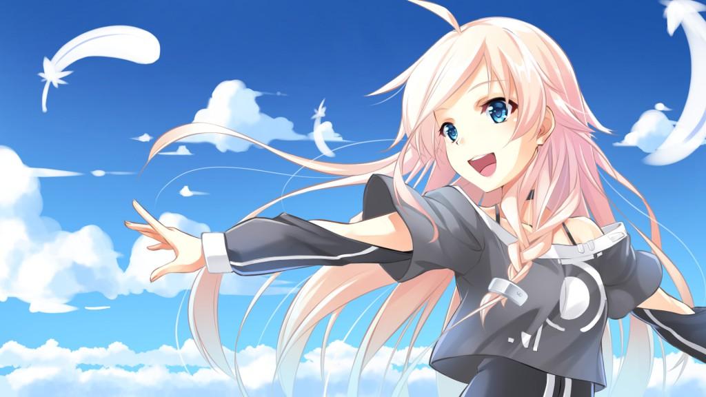 IA Vocaloid Summer Girl Anime Cute