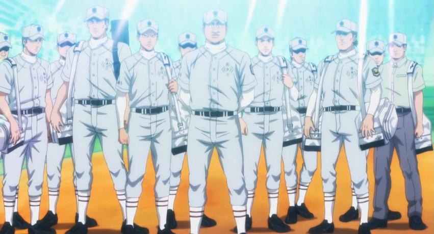 Ichidai High School Baseball Team