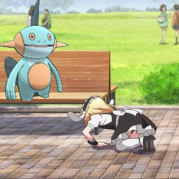 Internet Reacts to Marshtomp from Pokemon Omega Ruby and Alpha Sapphire haruhichan.com Marshstomp 06