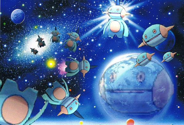 Internet Reacts to Marshtomp from Pokemon Omega Ruby and Alpha Sapphire haruhichan.com Marshstomp 12