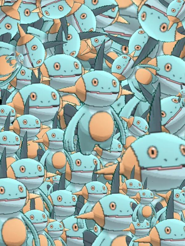 Internet Reacts to Marshtomp from Pokemon Omega Ruby and Alpha Sapphire haruhichan.com Marshstomp 27
