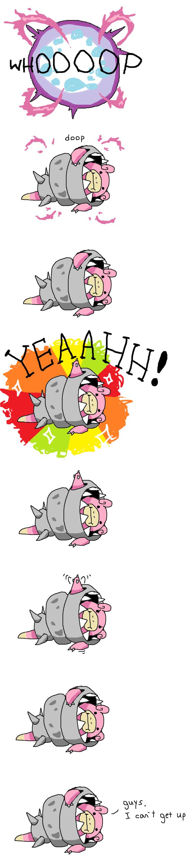 Internet Reacts to Mega Slowbro Pokemon Omega Ruby Alpha Sapphire slowbro Anime haruhichan.com