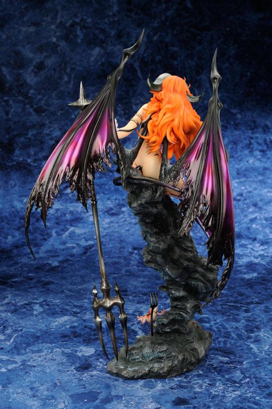 Irresistible Demon Desdemona haruhichan.com Black Arts Keeper Desdemona 02