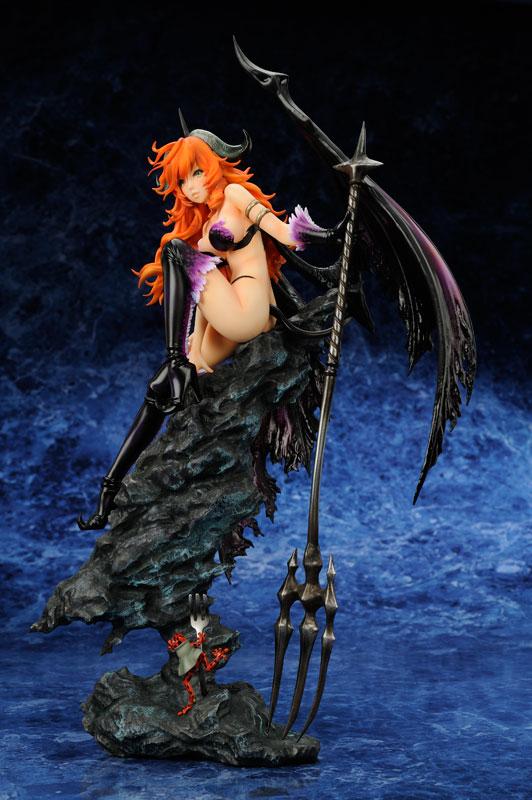 Irresistible Demon Desdemona haruhichan.com Black Arts Keeper Desdemona 03