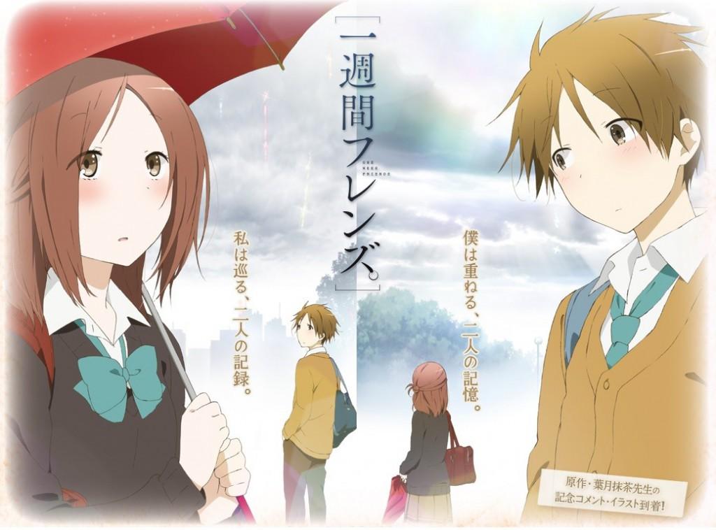 Isshuukan Friends One Week Friends Anime 2014 Haruhichan.com