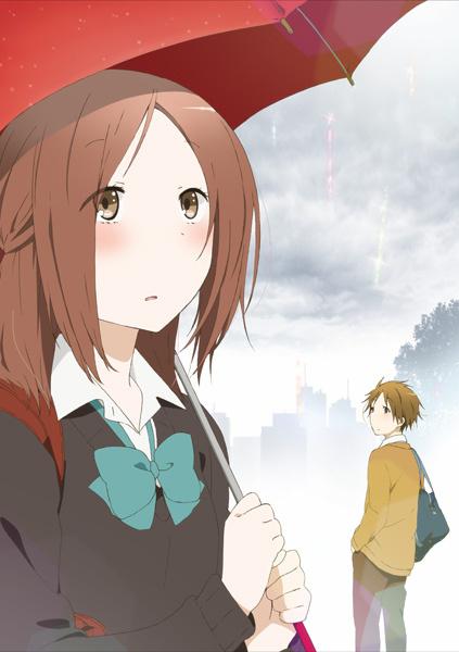 Isshuukan Friends. one week friends anime visual
