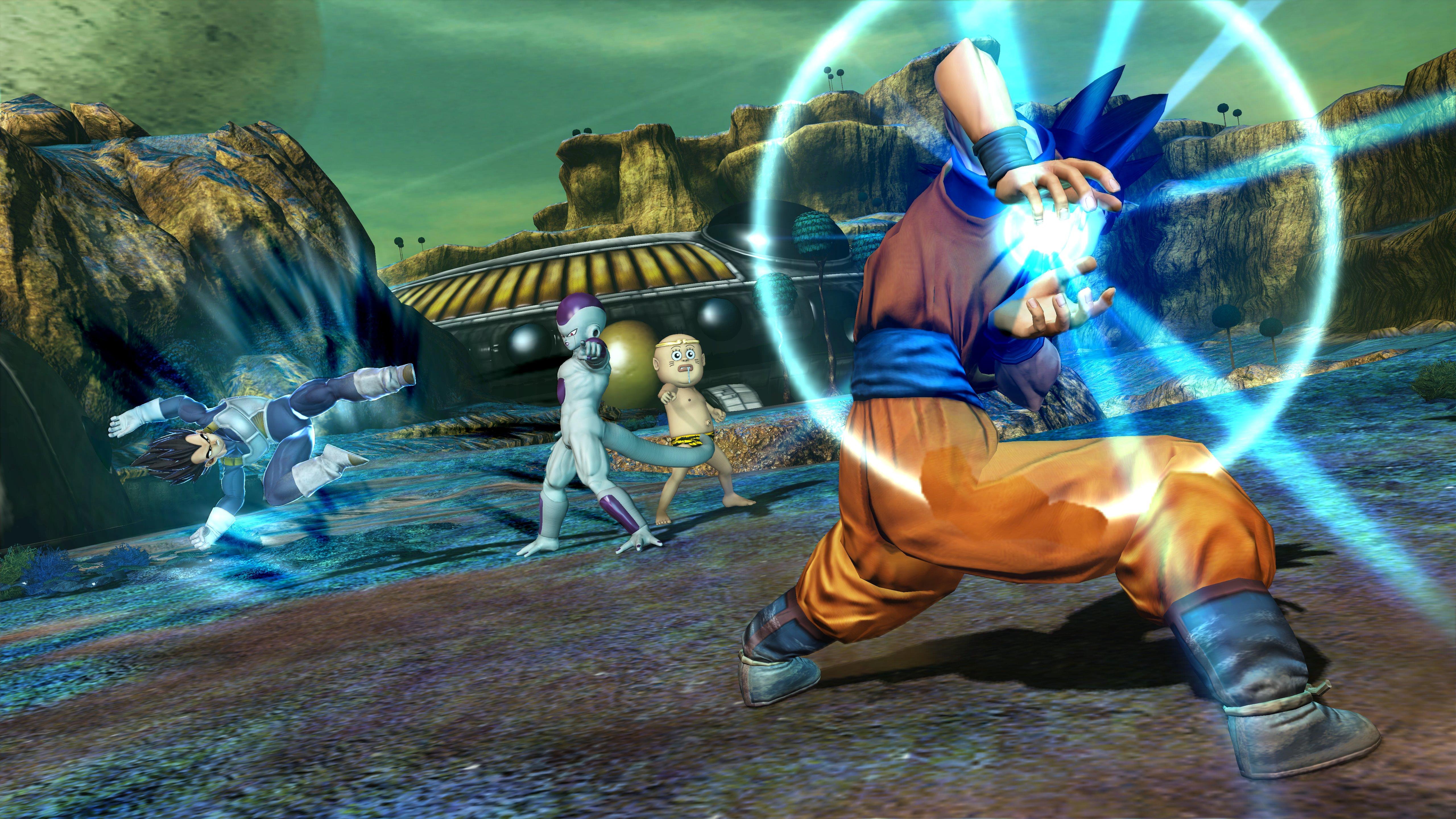J-Stars Victory VS+ Dragonball Z Goku Vegeta Freiza Haruhichan.com