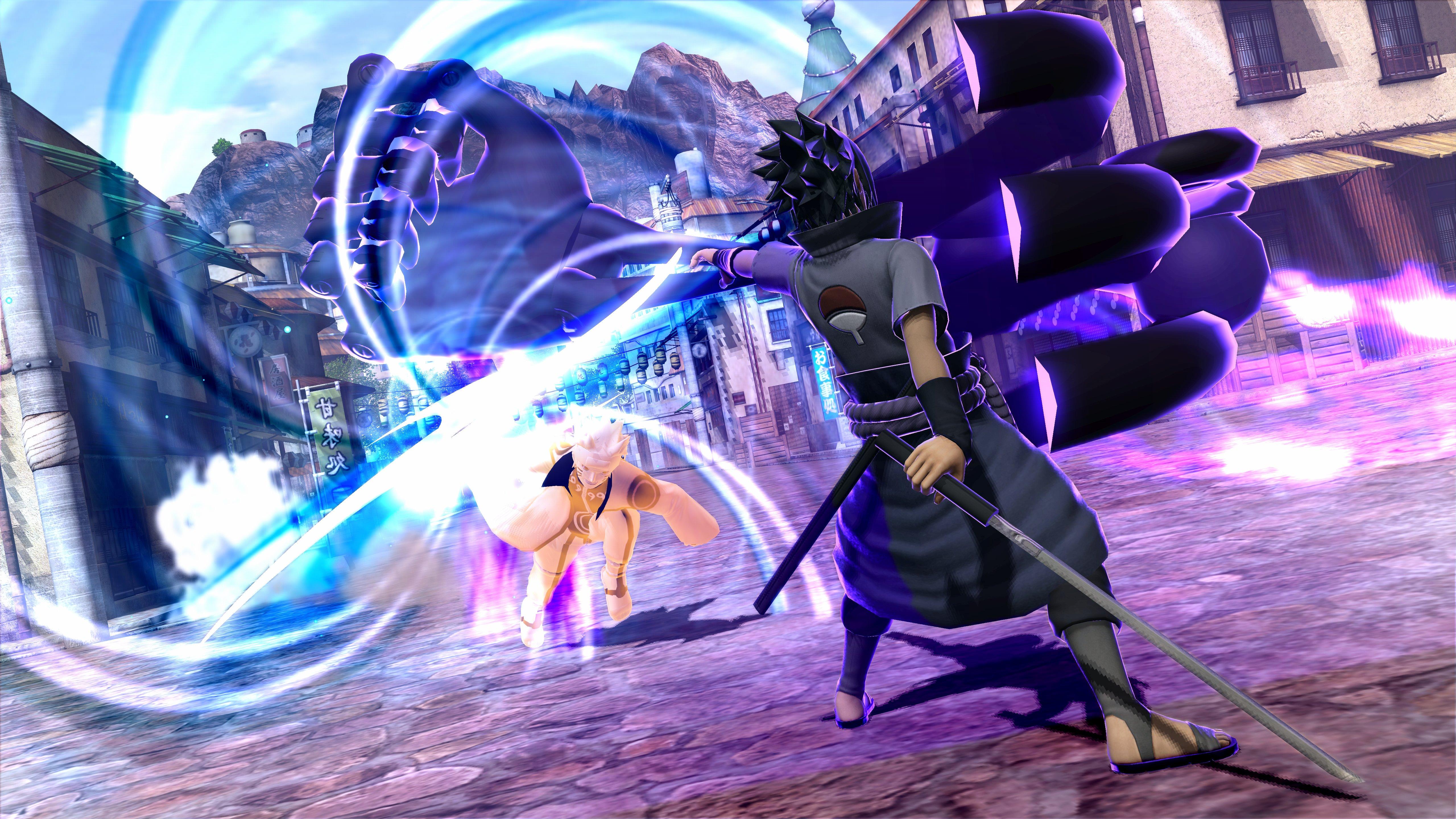 J-Stars Victory VS+ Naruto Sasuke Haruhichan.com
