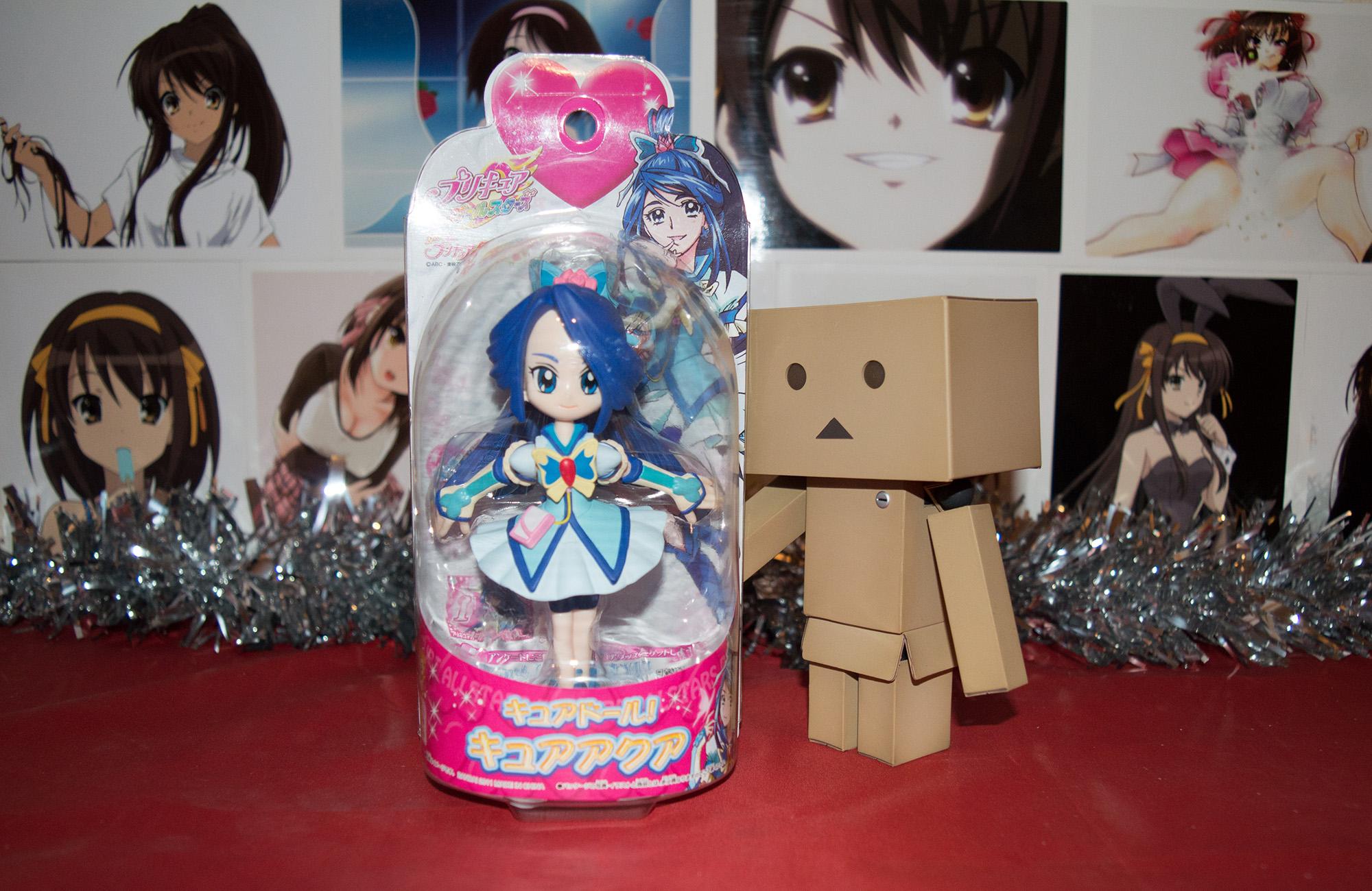 JList Fuku-Bukuro Lucky Anime Toy Set Overview haruhichan.com Dokidoki! Precure - Figure