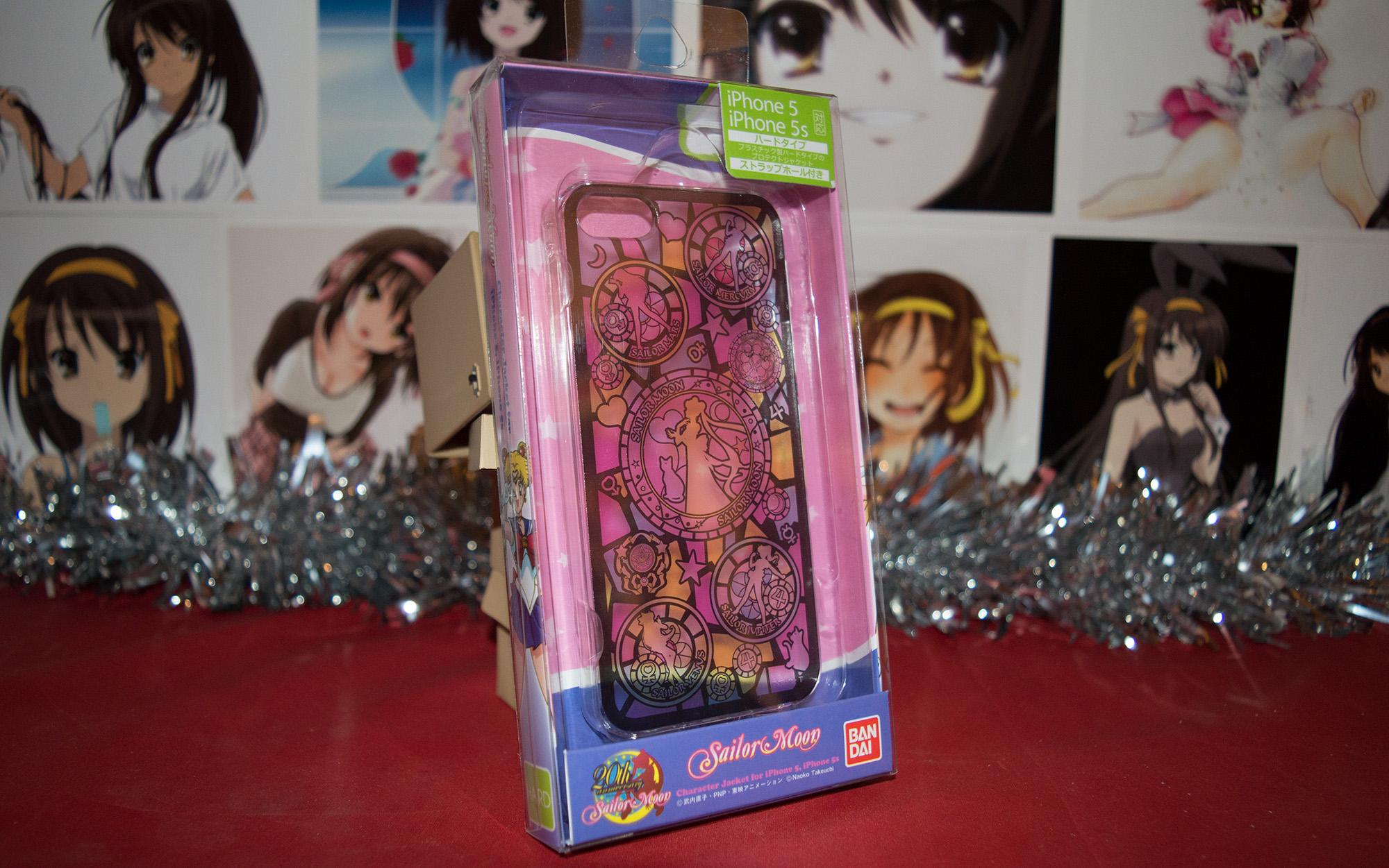 JList Fuku-Bukuro Lucky Anime Toy Set Overview haruhichan.com Sailor Moon - iPhone 5 5s case
