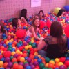 At This Japanese Bar, Drink and Play in a Ball Pit