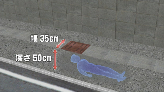 Japanese Man Hides in Drain to Take Illicit Pictures and Videos 2