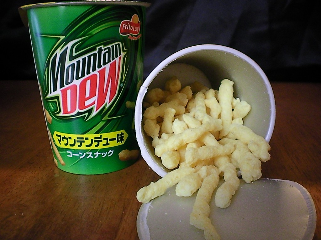 Jlist.com Haruhichan.com Frito-Lay Mountain Dew Cheetos 2