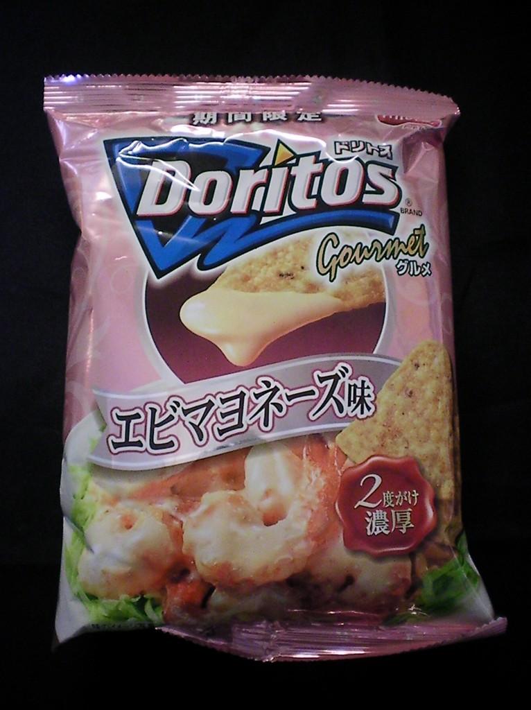 Jlist.com Haruhichan.com Frito-Lay Shrimp Mayonnaise Doritos 1