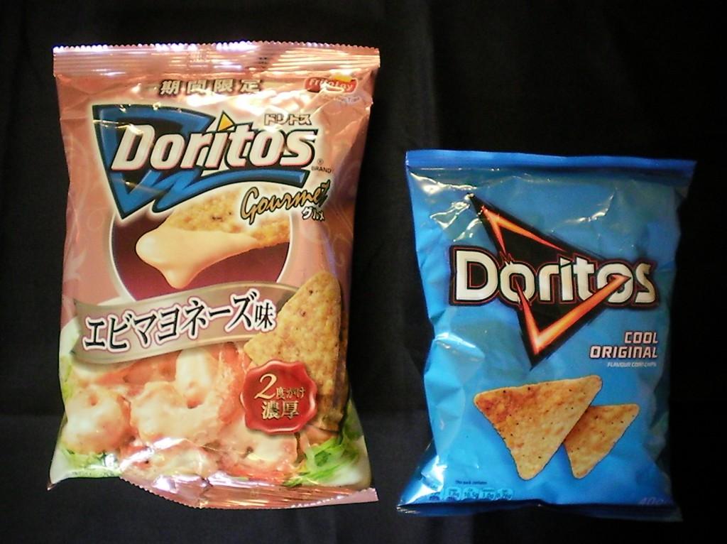 Jlist.com Haruhichan.com Frito-Lay Shrimp Mayonnaise Doritos 3