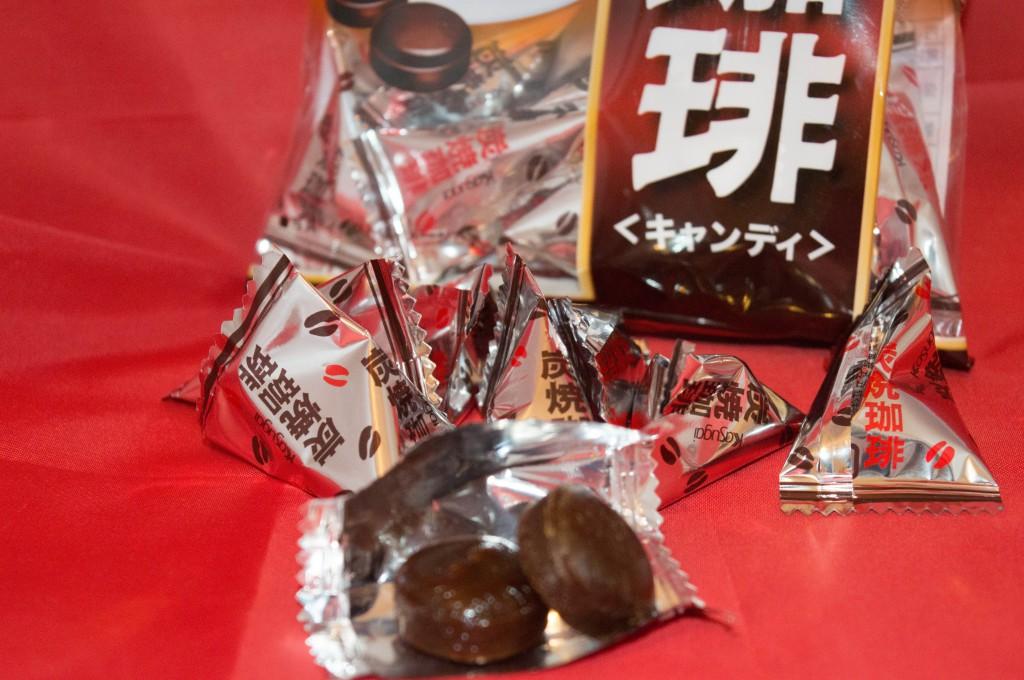 Jlist.com Haruhichan.com Kasugai Charcoal Roasted Coffee Candy 2