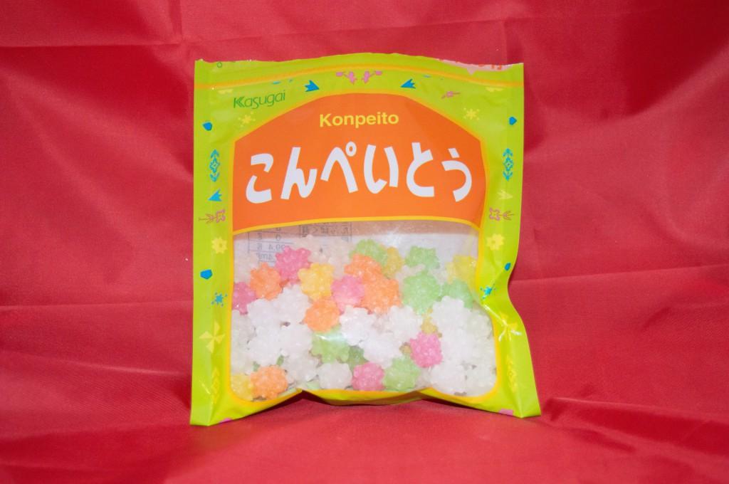 Jlist.com Haruhichan.com Kompeito ~ Five Color Traditional Japanese Candy
